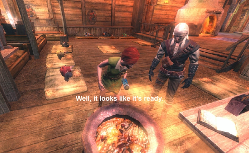 witcher 2 how to make healing brew