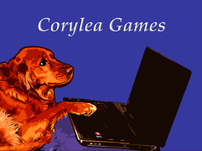 the logo of Corylea Games